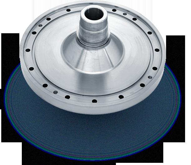 Drive Plate Titanium atomizer wheel