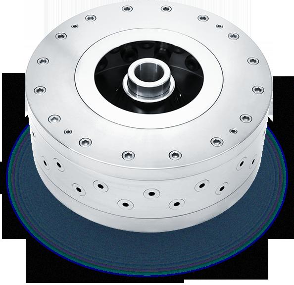 Lid Titanium atomizer wheel