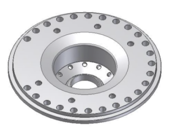 Scroll Plate - RS74010