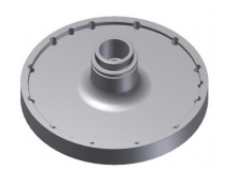 Drive Plate-Hastelloy - RS85004-H