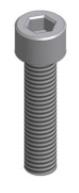 M8x30-Hastelloy Socket Head Cap Screw - 85100-8x35-H