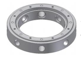 Titanium Case - RS47005-T