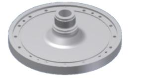 Titanium Drive Plate - RS48004-T