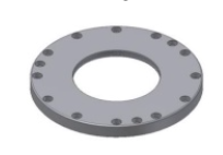 240mm hastelloy lid