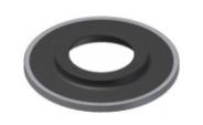 upper wear ring ceramic titanium