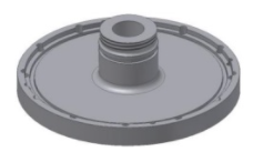 320 atomizer drive plate
